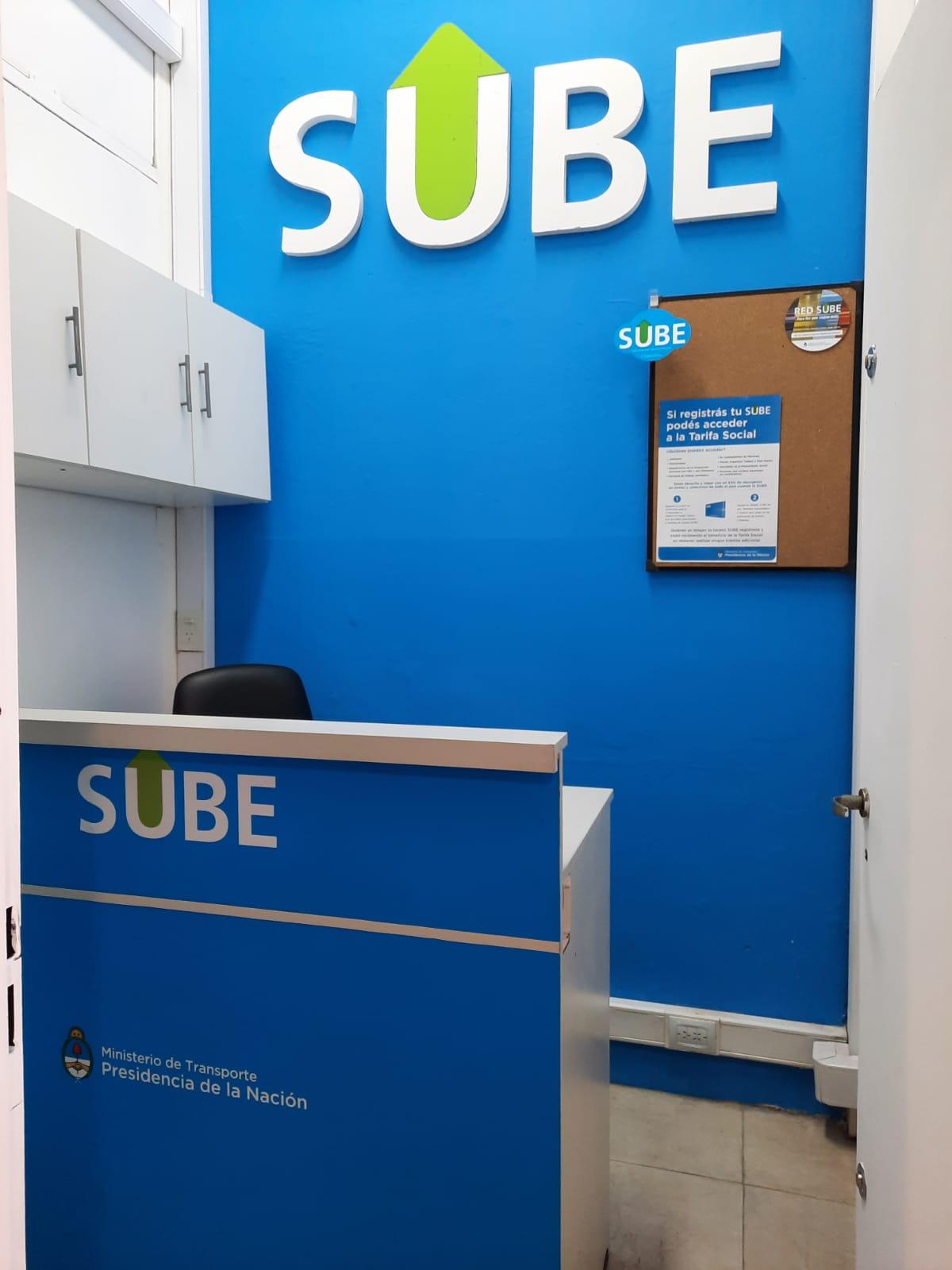 Se inauguró el nuevo Puesto de Atención SUBE en Zárate